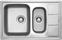 Мойка кухонная ZorG ZLL 7850-2 -