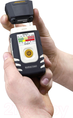 Влагомер Laserliner WoodTester Compact 082.004A