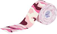 Кинезио тейп Tmax Pattern Pink / 423426 (розовый/красный/белый) -