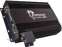 Автомобильный усилитель Kicx Tornado Sound 800.1 -