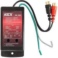 Конвертер уровня Kicx HL330 -