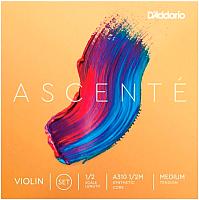 Струны для смычковых D'Addario A310-1/2M Ascente -