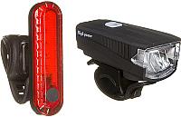 Набор фонарей для велосипеда STG FL1588 / Х95142 -