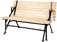 Скамья-стол садовая Поставымебель ССТ-01 -