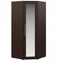 Шкаф Империал Токио угловой с зеркалом (венге) -