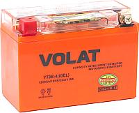 Мотоаккумулятор VOLAT YT9B-4 iGEL L+ (8 А/ч) -
