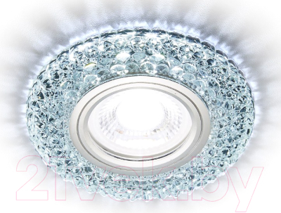 Точечный светильник Ambrella S291 CH