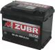 Автомобильный аккумулятор Zubr Ultra New L+ (60 А/ч) -