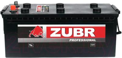 Автомобильный аккумулятор Zubr Professional R+