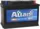 Автомобильный аккумулятор Atlant R+ (75 А/ч) -