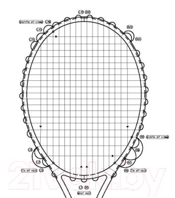 Теннисная ракетка Head Graphene Touch Speed MP U4 / 231817