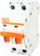 Выключатель автоматический TDM ВА 47-29 2Р 10А (В) 4.5кА / SQ0206-0024 -