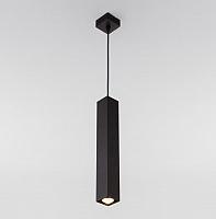 Потолочный светильник Евросвет Cant 50154/1 (черный) -