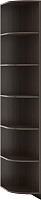 Угловое окончание для шкафа Империал Тетрис УО 30x220 (венге) -