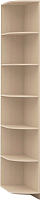 Угловое окончание для шкафа Империал Тетрис УО 30x240 (дуб молочный) -