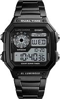 Часы наручные мужские Skmei 1335-2 (черный) -
