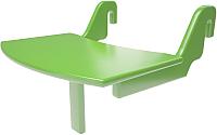 Столик для детского стульчика Millwood Вырастайка СП-1 4.6 (зеленый) -