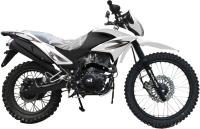 Мотоцикл ЗиД Enduro YX-250 (белый) -