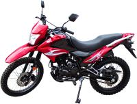 Мотоцикл ЗиД Enduro YX-250 (красный) -