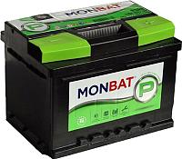 Автомобильный аккумулятор Monbat Premium / NP66L2X0_1 (63 А/ч, обратная) -