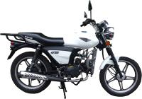 Мотоцикл Racer Trophy RC110N (белый) -