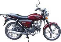 Мотоцикл Racer Trophy RC110N (бордовый) -