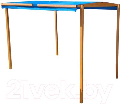 Аксессуар для детской площадки Можга Тент для песочницы Славушка / P904