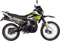 Мотоцикл Racer Panther RC300-GY8Х (зеленый) -