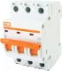 Выключатель автоматический TDM ВА 47-29 3Р 25А (В) 4.5кА / SQ0206-0044 -