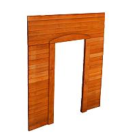 Ограждение для игровой площадки Можга Боковая панель с дверью / Р947 -