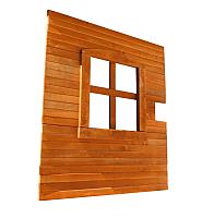 Ограждение для игровой площадки Можга Боковая панель с окном для качели / Р949 -
