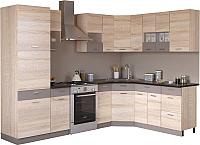 Готовая кухня Империал Николь 2.25x1.85 -