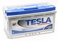 Автомобильный аккумулятор TESLA Premium Energy R / TPE100.0 (100 А/ч) -