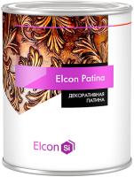 Краска Elcon Patina (800г, бронзовый) -